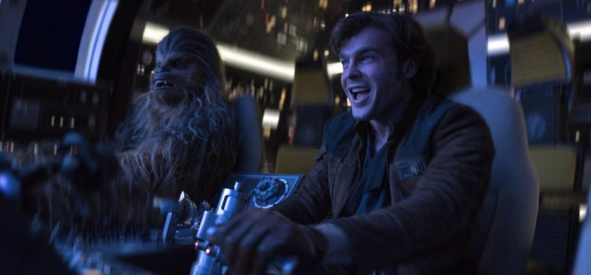 Movie Review: Solo: A Star Wars Story
