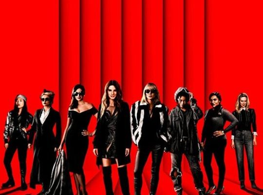 Movie Review: Ocean's 8