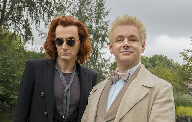 Good Omens Fanvids