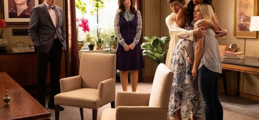 Long Con Podcast: The Good Place 4×01