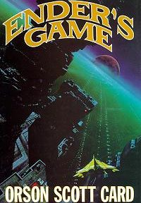 Deeper Thoughts: Death of the Author vs. Ender's Game