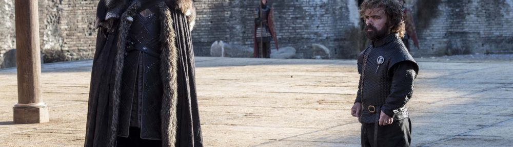 """Review: Game of Thrones 7×07 """"The Dragon and the Wolf"""""""