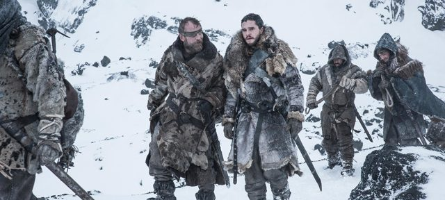 """Review: Game of Thrones 7×06 """"Beyond the Wall"""""""