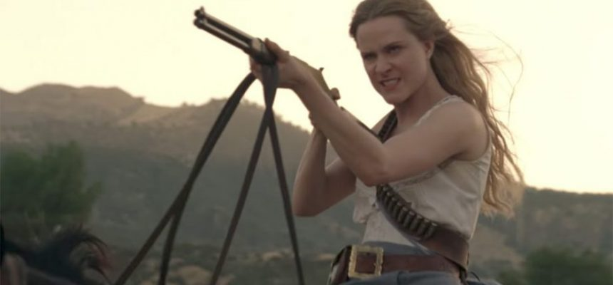 """TV Review: Westworld 2×01 """"Journey into Night"""""""