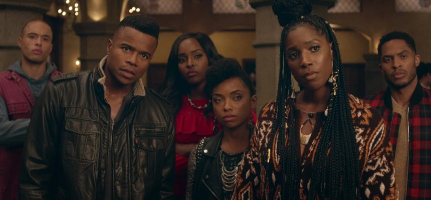 TV Review: Dear White People Season 2 Ep 1-5
