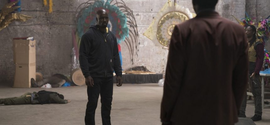 "TV Review: Luke Cage 2×03 ""Wig Out"""