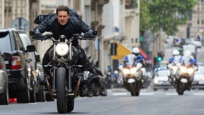 Movie Review: Mission Impossible: Fallout